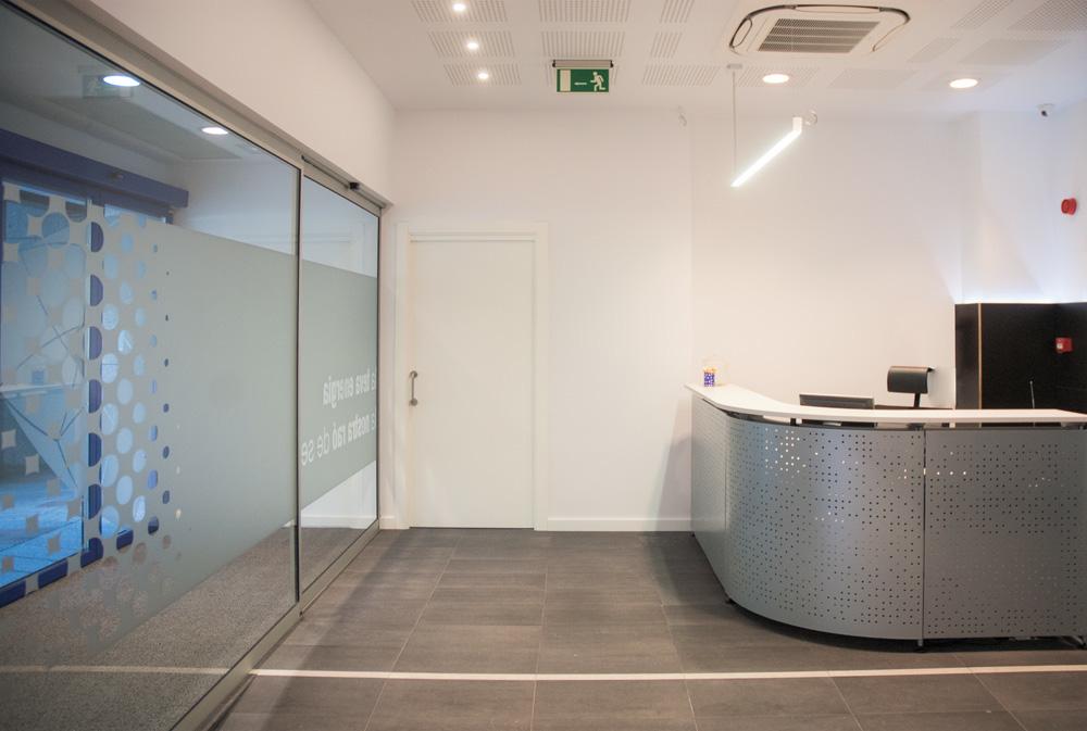 Reforma oficina de Feda a Andorra